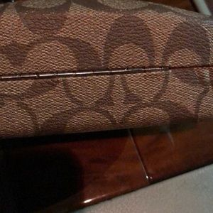 Coach Accessories - Coach hard shell eye glass holder 6.5 in